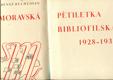 Moravská pětiletka bibliofilská