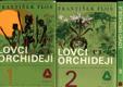 Lovci orchidejí - 3 svazky