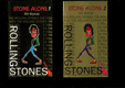 Stone Alone - dějiny rockové kapely Rolling Stones - 1. a 2. díl