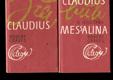 Já, Claudius; Claudius bůh a jeho žena Messalina - 2 svazky