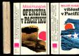 Pacifik v plamenech; Vítězství v Pacifiku; Ofenzíva v Pacifiku - 3 svazky