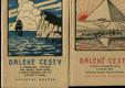 Daleké cesty I. a II.: Soubor ilustrovaných cestopisů, zeměpisných studií a map - 2 svazky