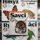 Savci; Hmyz; Obojživelníci a Plazi; Ryby; Ptáci - 5 svazů